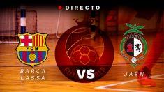 Barcelona – Jaén: Final de la Copa del Rey de fútbol sala 2019, en directo.