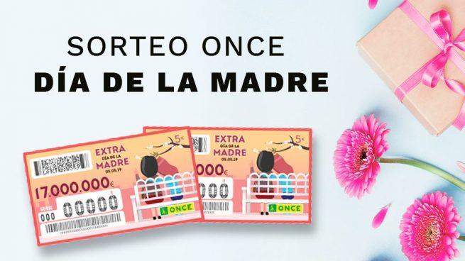 03.302, primer premio del Sorteo Extra del Día de la Madre 2019 de la ONCE