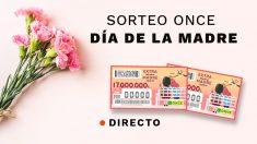 Sigue en directo el Sorteo Extra del Día de la Madre 2019 de la ONCE