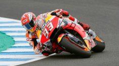 Márquez venció en el GP de España de MotoGP. (EFE)