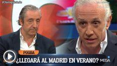 Paul Pogba quiere irse del Manchester United al Real Madrid.
