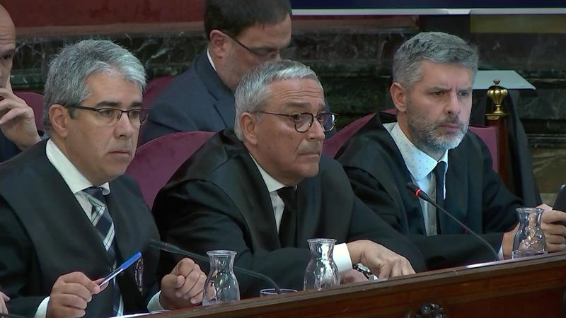 Juicio 'procés'. Melero y la estrategia de 'sálvese quien pueda' (EFE)