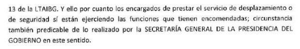 """Moncloa oculta como """"secreto de Estado"""" los gastos del viaje a Nueva York de la mujer de Sánchez"""