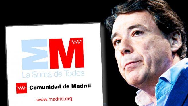 """Una empresa imputada en la Púnica diseñó la campaña """"La suma de todos"""" de la Comunidad de Madrid"""