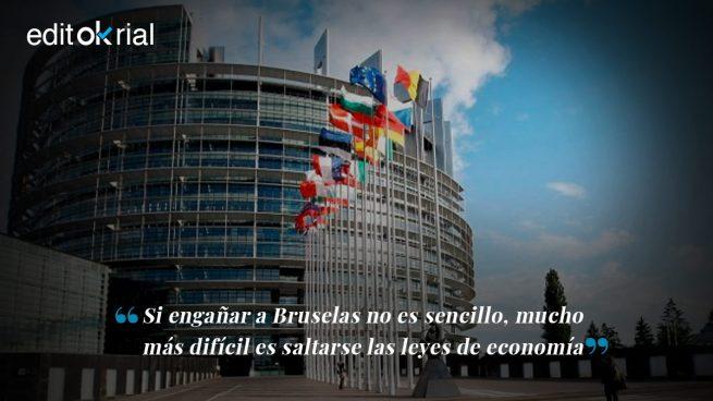 Un timo a Bruselas