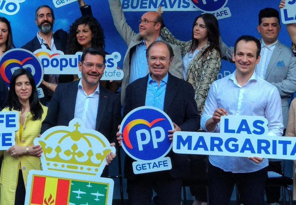 Pío García Escudero, presidente del PP de Madrid. Foto @Europa Press