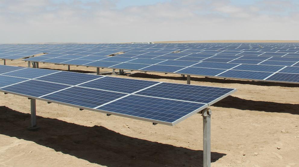 Planta solar de Solarpack