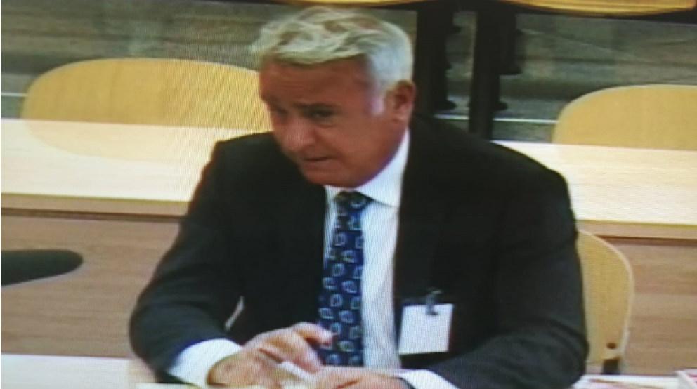 El exjefe de la División de Normativa Contable del Banco de España Jorge Pérez Ramírez