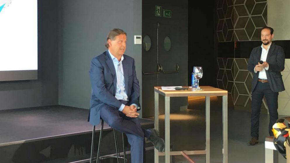 Ignacio Rivera, CEO de Hijos de Rivera (Foto: C.M.)