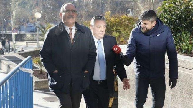 Prada denuncia ser víctima de una «persecución política» por parte del juez en el caso Campus de la Justicia