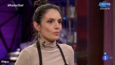 Carmen ha abandonado las cocinas de 'MasterChef 7'