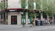 Sede de CajaSur en Córdoba.