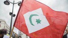 Bandera de Marruecos. Foto @Getty