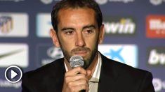 Diego c dejará el Atlético a final de temporada. (AFP)