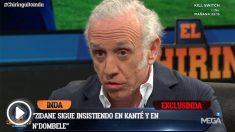 Luka Modric ha comunicado su deseo de seguir en el Real Madrid.