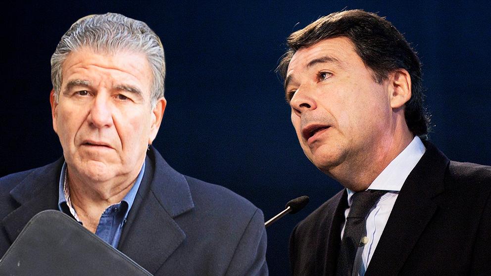 Daniel Horacio Mercado e Ignacio González.