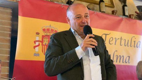 Javier Nigorra, candidato de VOX al Parlamento Europeo