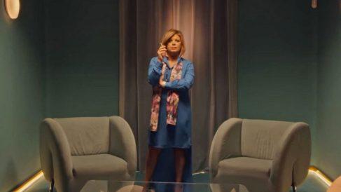 Terelu Campos en la última temporada de 'Paquita Salas'.