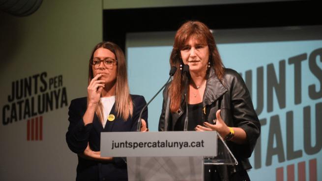 Los cuatro diputados de JxCat podrían votar distinto en la investidura de Sánchez por sus desacuerdos