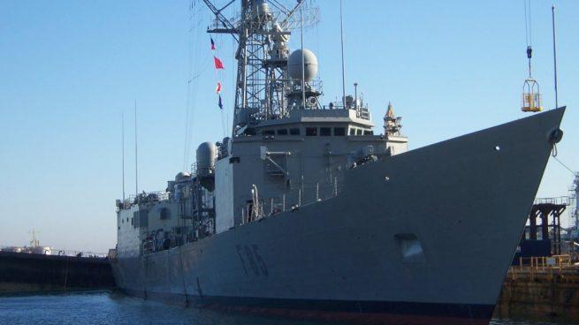 EEUU alerta a España de posibles ataques pro-iraníes a la fragata 'Navarra' en aguas de Yemen