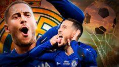 Eden Hazard dejará próximamente el Chelsea.