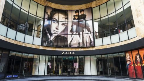 Zara, marca de Inditex (Foto: iStock)