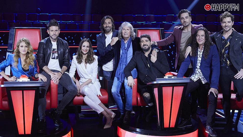 'La Voz Senior', el estreno del año en Antena 3