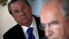 El ex alcalde de A Coruña Francisco Vázquez. Foto: Europa Press
