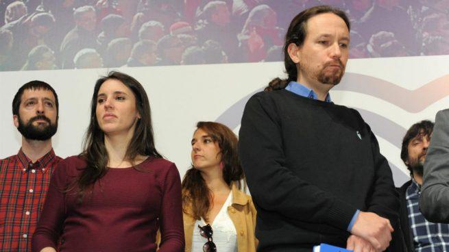 Irene Montero rechaza ser ministra porque el veto a Iglesias «se extiende» a todos los miembros de Podemos