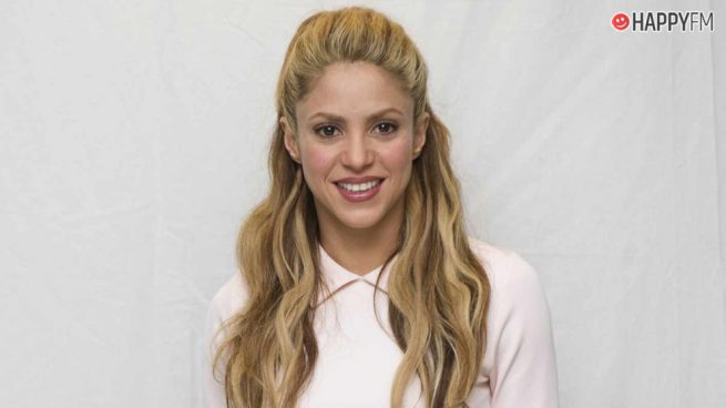 La imagen de Shakira tras la derrota del F.C Barcelona que se ha hecho viral