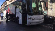 Autobús del Ayuntamiento de Madrid.