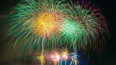 Descubre cónde y cuándo ver los fuegos artificiales de San Isidro 2019