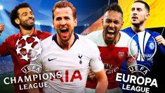 Liverpool, Tottenham, Arsenal y Chelsea copan las finales europeas.