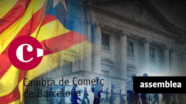 Los empresarios catalanes sienten «miedo» por el triunfo independentista en la Cámara de Comercio de Barcelona