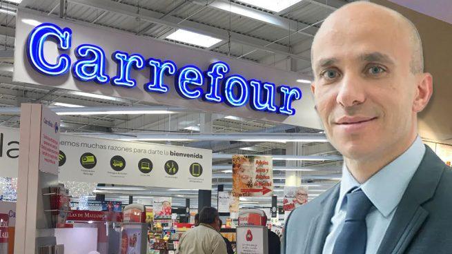 Carrefour nombra CEO en España a Rami Baitiéh, con experiencia en cierres de centros y despidos