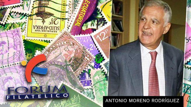 El administrador concursal de Fórum Filatélico, Antonio Moreno Rodriguez
