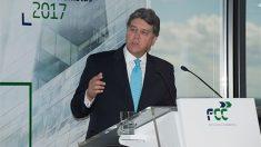Carlos Jarque, ex CEO de FCC.