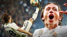 Modric amplía su contrato con el Real Madrid hasta 2021.