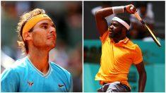 Mutua Madrid Open 2019: Nadal – Tiafoe | Partido de tenis hoy, en directo.
