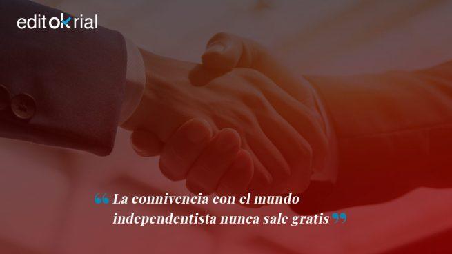 Los socios de Sánchez exigen el peaje pactado