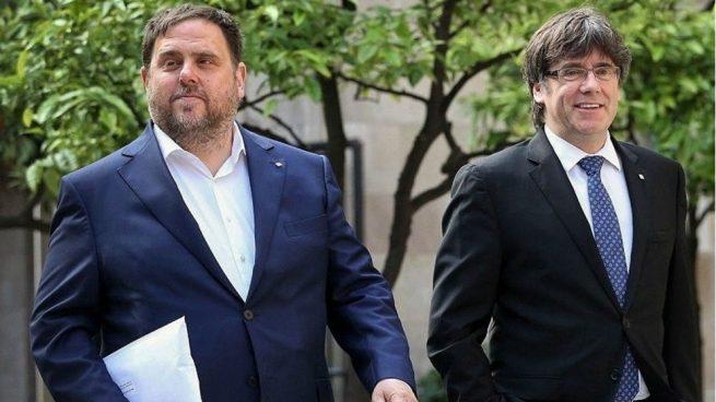 Tribunal de Cuentas Junqueras Puigdemont