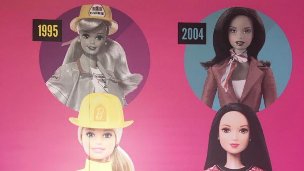 Barbie celebra su 60 cumpleaños a nivel mundial (Foto: C.M.)
