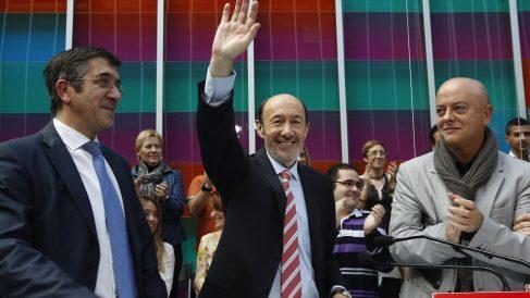 Alfredo Pérez Rubalcaba. (Foto. PSOE)
