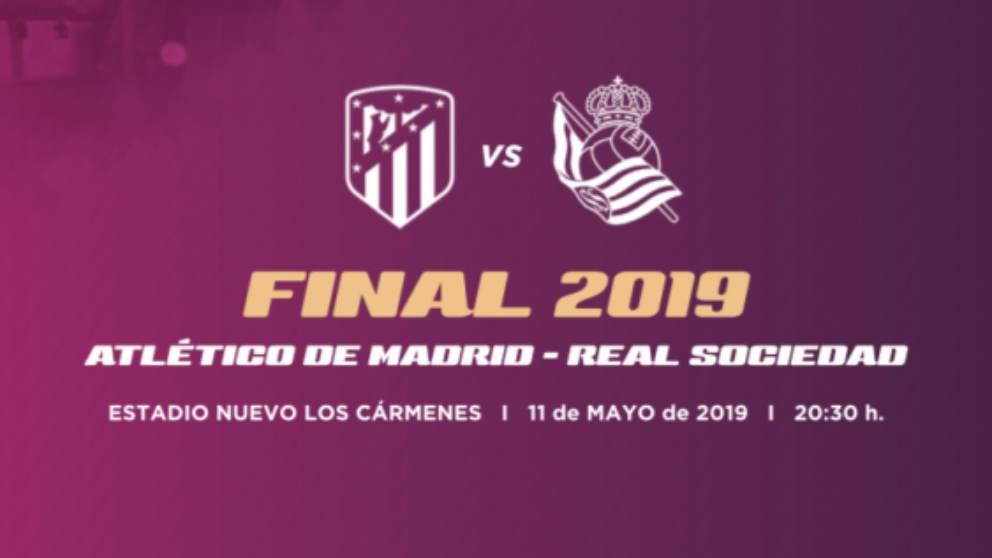Final de la Copa de la Reina en Telecinco