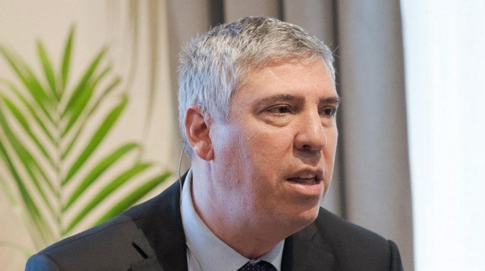 José Vicente de los Mozos, presidente de la asociación de automóviles Anfac