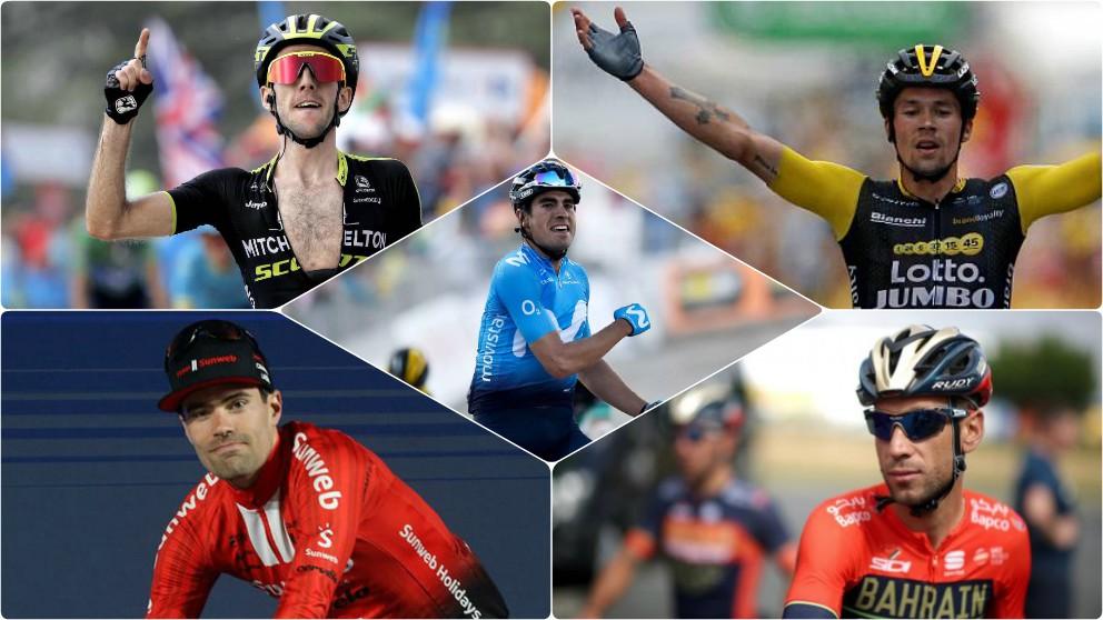 Mikel Landa tiene un Giro de Italia muy complicado por delante.