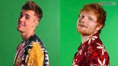 Nueva canción de Ed Sheeran junto a Justin Bieber