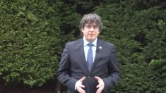Puigdemont en su vídeo de campaña electoral