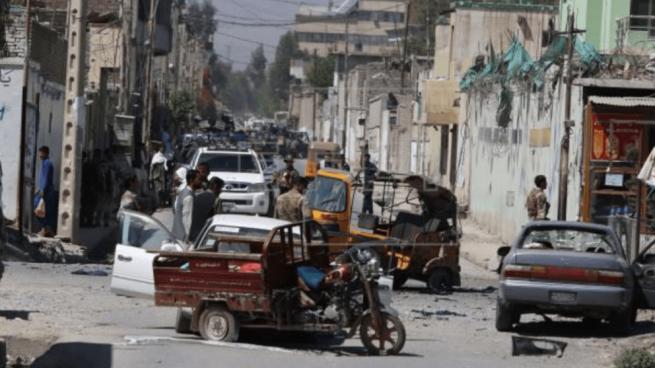 Mueren siete niños al estallar un artefacto en Afganistán