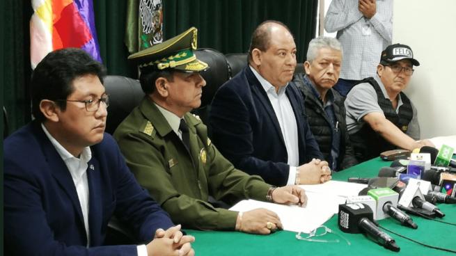 La Policía de Bolivia detiene a Pedro Montenegro, uno de los narcotraficantes más buscados del país
